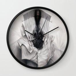 Cloth Architect Wall Clock