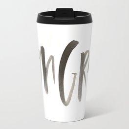 congrats Travel Mug