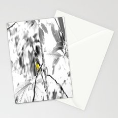 Yellow-Bellied Stationery Cards