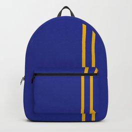 Chun Li Collant Stripes Backpack