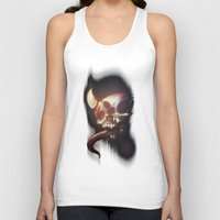 nightmare Tank Tops featuring Nightmare by Rudolf Odobasic