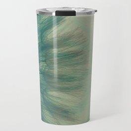 blowing dandelion VII Travel Mug