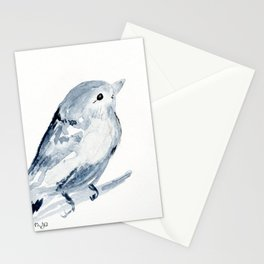 Inky Bird Stationery Cards