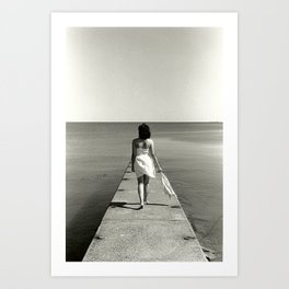 That Perfect Place Art Print