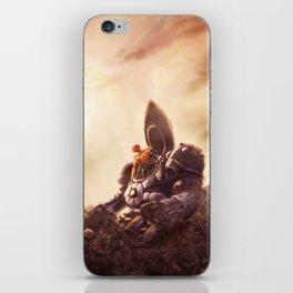 Space Marine iPhone Skin