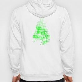 "Christmas Tree | ""Cubes"" | Green | [D7780~39_005] Hoody"