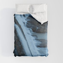 Water over a Dam Comforters