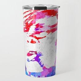 Bardot Watercolor Travel Mug