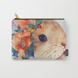 Bessie Bunny Carry-All Pouch