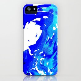 Save The Water Watercolour iPhone Case