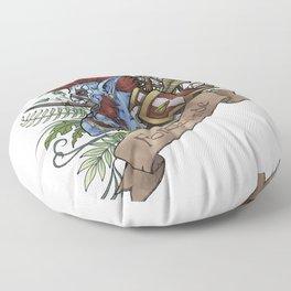 Warchief Floor Pillow