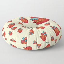 Have some heart Floor Pillow