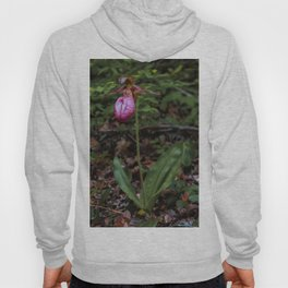 Wild Lady Slipper Flower Hoody