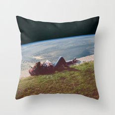 Astrophysics Throw Pillow
