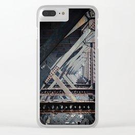 deconstructing Jack Clear iPhone Case