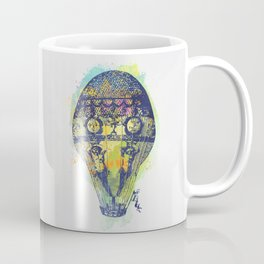 AP103 Hot air baloon Coffee Mug