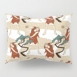 Kabuki Snow Day Pillow Sham