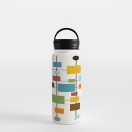 Mid-Century Modern Art 1.3 Water Bottle