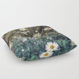 Daisy II Floor Pillow