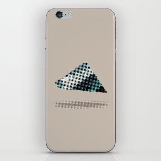 There's something wrong with the Triangle iPhone & iPod Skin