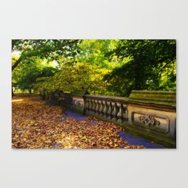 Central Park xx Canvas Print