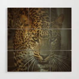 Predator Wood Wall Art