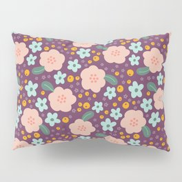 Ditzy Daisy Pillow Sham