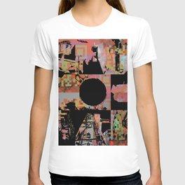Industrialization Of Eridanus Supervoid T-shirt