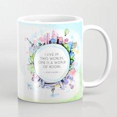 Rory Gilmore Bookish World Mug