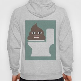 Poop Monster Hoody