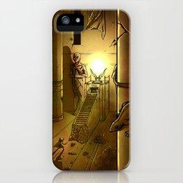 Templo iPhone Case