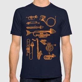 Fish Trumpet T-shirt