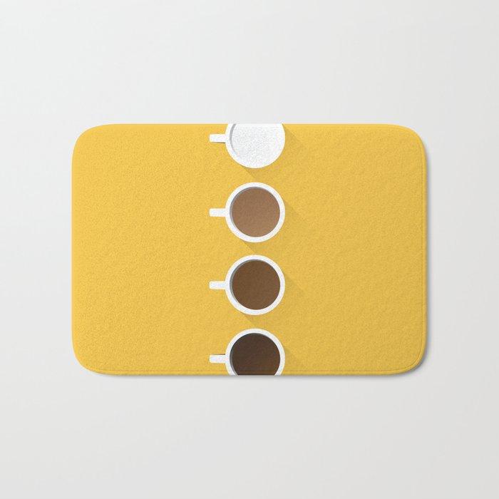 Coffee + Simplicity Bath Mat