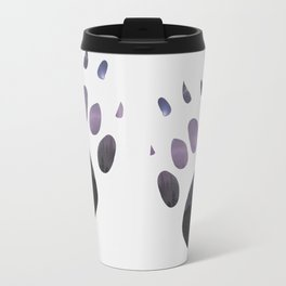 Bear footprint - Landscape Travel Mug
