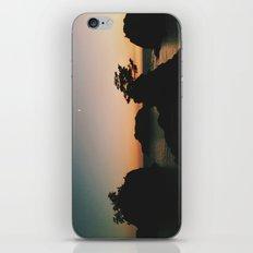Southern Oregon Coast Sunset iPhone & iPod Skin