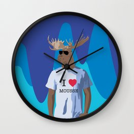 It's punny you should say that... Wall Clock
