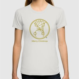 Merry Christmas from Gallifrey T-shirt