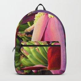 Banana Flower Backpack