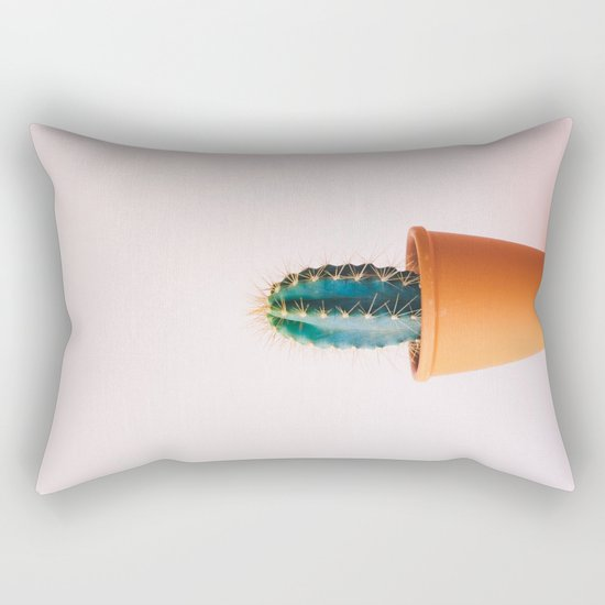 Cactus mamène Rectangular Pillow