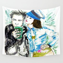 What are you drinking? Wall Tapestry
