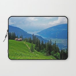 Above Interlaken Laptop Sleeve