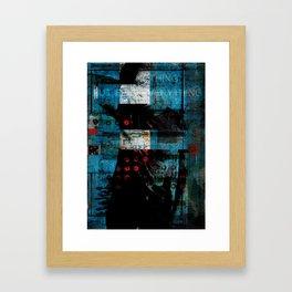 Disruption of Soul Framed Art Print