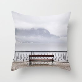 Bellagio, Italy Throw Pillow