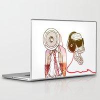 sound Laptop & iPad Skins featuring Sound by Kier-James