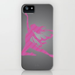 A fairy on Move iPhone Case