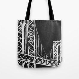 No. 59 Brooklyn Bridge  Tote Bag