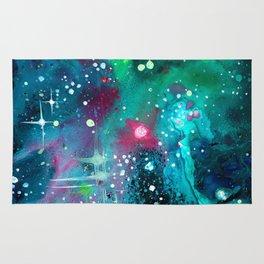 Emerald Nebula Rug