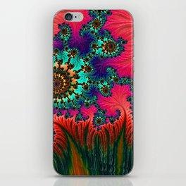 Eastern Love Fractal Art iPhone Skin