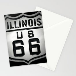U.S. Route 66 Stationery Cards