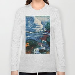 Mini World Environmental Blues 2 Long Sleeve T-shirt